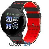 Smartwatch Generic cu Bluetooth, monitorizare ritm cardiac, notificari, functii fitness S179